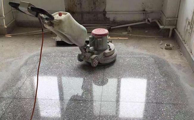 水磨石打磨、翻新抛光